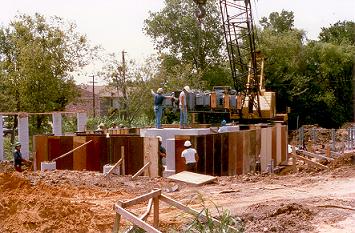 Transonic wind tunnel construction