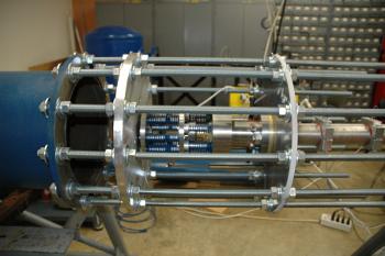 Detonation Driven, Linear Electric Power Generation